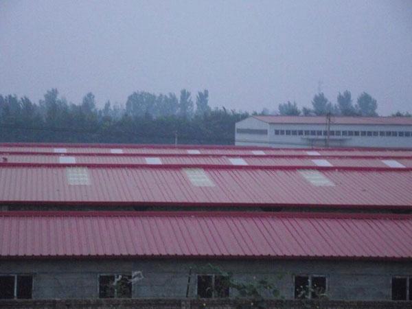养殖场钢结构隔热工程
